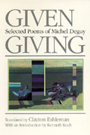 Given Giving: Selected Poems