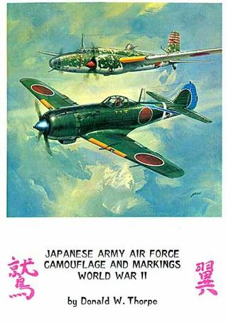 Japanese Army Air Force Camouflage & Markings, World War II
