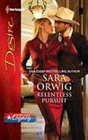 Relentless Pursuit (Lone Star Legacy #1)