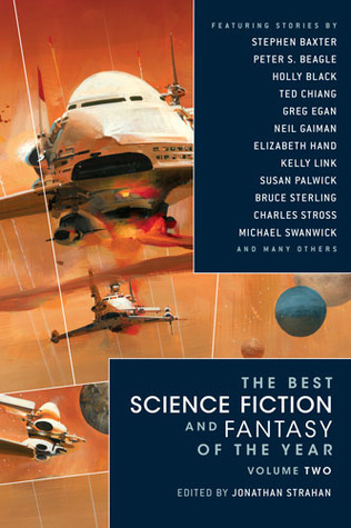 The Best Science Fiction and Fantasy of the Year, Volume 2 by Jonathan Strahan