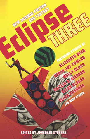 Eclipse 3 by Jonathan Strahan