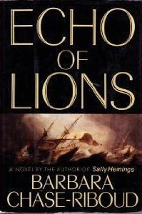 Echo of Lions by Barbara Chase-Riboud