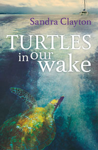 Turtles in Our Wake by Sandra  Clayton
