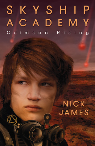 Crimson Rising by Nick  James
