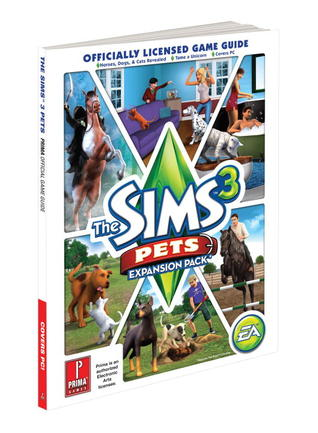 The Sims 3 Pets: Prima Official Game Guide