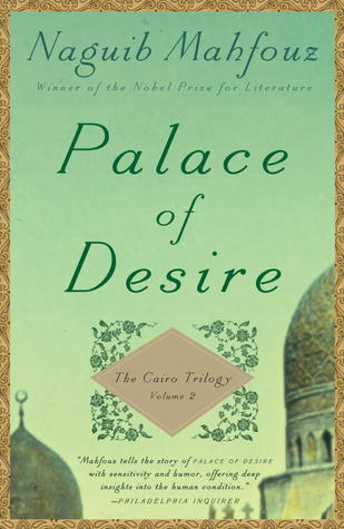 Palace of Desire (The Cairo Trilogy #2)