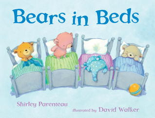 Bears in Beds (Bears)