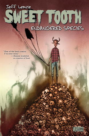 Sweet Tooth, Volume 4 by Jeff Lemire