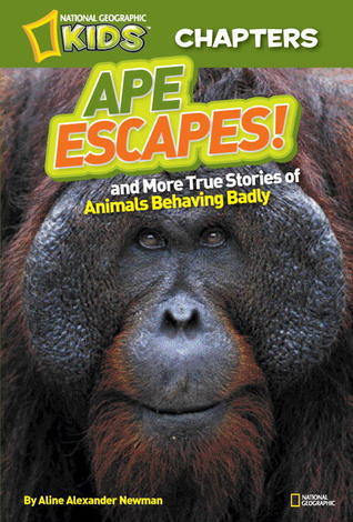 Ape Escapes!: and More True Stories of Animals Behaving Badly (National Geographic Kids Chapters)