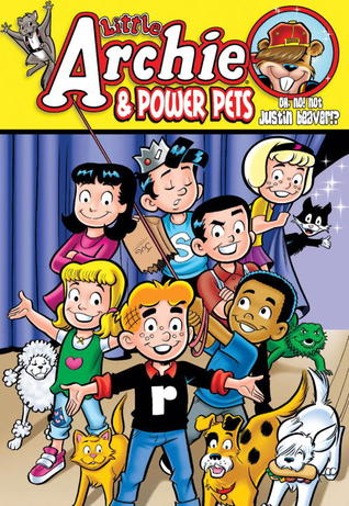 Little Archie & Power Pets (Little Archie)