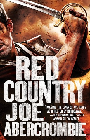 Red Country (First Law World, #6)