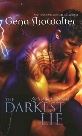 The Darkest Lie (Lords of the Underworld #6)
