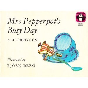 Mrs Pepperpot's Busy Day