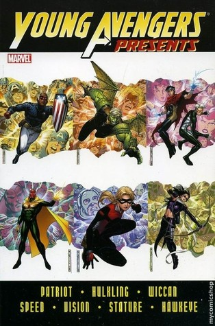 Young Avengers Presents by Ed Brubaker