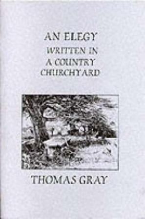 essay on elegy written in a country churchyard