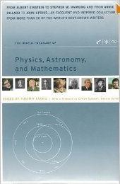 The World Treasury of Physics, Astronomy and Mathematics by Timothy Ferris