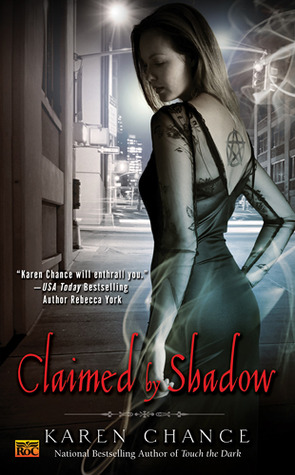 Claimed By Shadow by Karen Chance