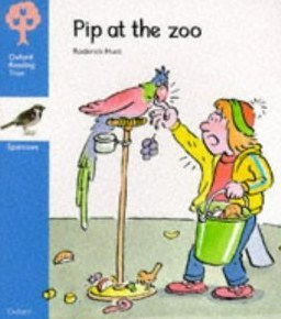 Pip at the Zoo (Oxford Reading Tree, Stage 3, Sparrows)