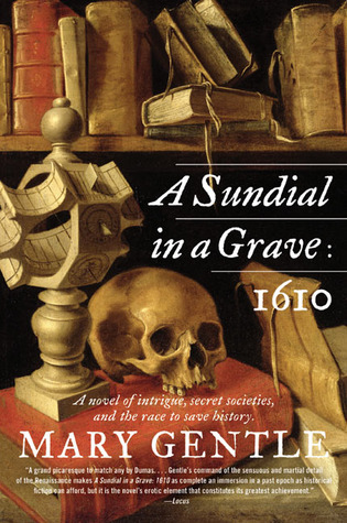 A Sundial in a Grave by Mary Gentle