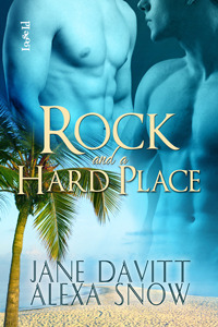 Rock and a Hard Place by Jane Davitt