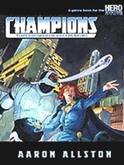 Champions by Aaron Allston