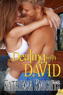Dealing With David by Katriena Knights