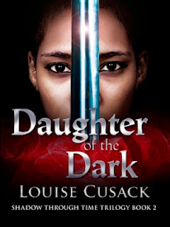Daughter of the Dark by Louise Cusack