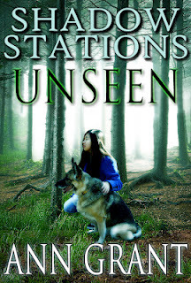 Shadow Stations by Ann  Grant