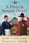 A Plain & Simple Heart (The Amish of Apple Grove, #2)