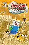 Adventure Time with Finn & Jake (Issue #3)