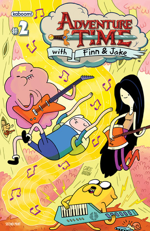 Adventure Time with Finn  & Jake by Ryan North