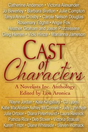 Cast of Characters by Lou Aronica