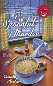 A Spoonful of Murder by Connie Archer