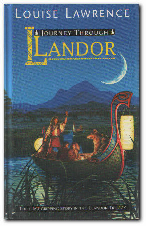 Journey Through Llandor (Llandor, #1)