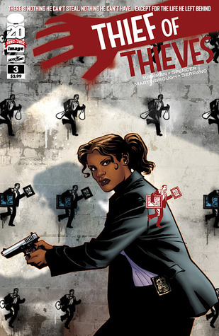 Thief of Thieves #3 by Robert Kirkman