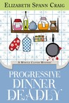 Progressive Dinner Deadly (Myrtle Clover Cozy Mysteries #2)