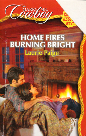 Home Fires Burning Bright by Laurie Paige
