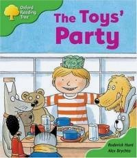 The Toys' Party (Oxford Reading Tree)