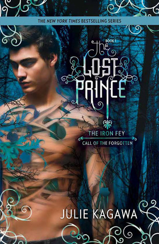 The Lost Prince (The Iron Fey: Call of the Forgotten, #1)