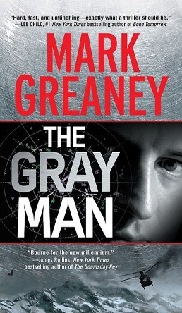 The Gray Man (Gray Man, #1)