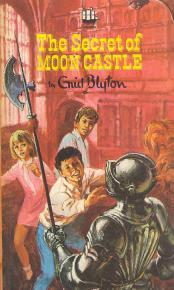 The Secret Of Moon Castle by Enid Blyton