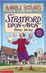 Stratford Upon-Avon by Terry Deary