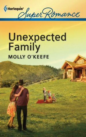 Unexpected Family by Molly O'Keefe