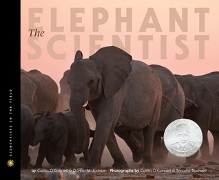 The Elephant Scientist by Caitlin O'Connell