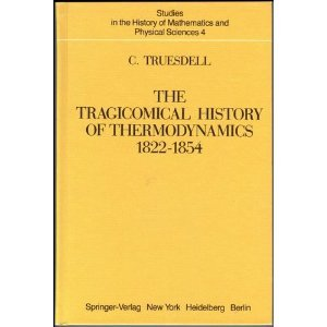 The Tragicomical History of Thermodynamics, 1822 1854