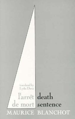 Death Sentence by Maurice Blanchot