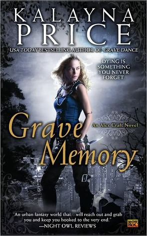 Grave Memory (Alex Craft, #3)