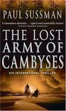 The Lost Army Of Cambyses (Yusuf Khalifa #1)