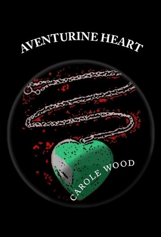 Aventurine Heart by Carole Wood