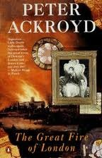 The Great Fire of London by Peter Ackroyd